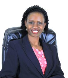 Annette Kiggundu, Executive Director - Finance Trust Bank