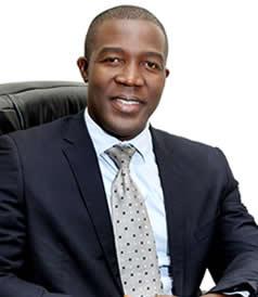Percy Paul Lubega, Head of Business Development - Finance Trust Bank